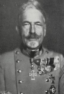 Portrait Erzherzog Eugen von Österreich