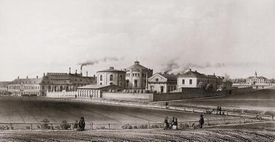 Gaswerk Fünfhaus