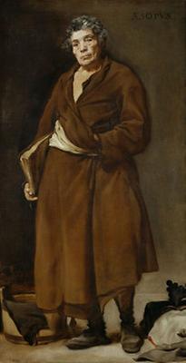 Der griechische Dichter Aesop
