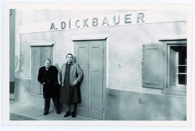 Familie Dickbauer, © IMAGNO/Skrein Photo Collection