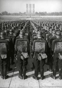 Reichsparteitag in Nürnberg 1938