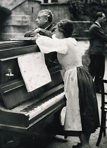 Max Reinhardt und Paula Wessely