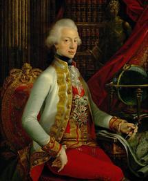 Großherzog  Ferdinand III von der Toskana