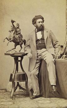 Anton Dominik Ritter von Fernkorn
