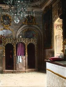Totenkopfkapelle in der Katharinenkirche