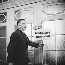 Leopold Figl auf der ÖVP-Tagung am Semmering 1961 (1)