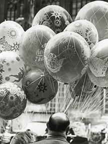 Luftballonverkäufer
