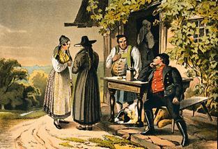 Trachten aus Oberösterreich (1)