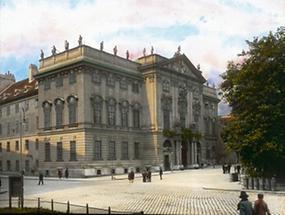 Das Palais Trautson in Wien
