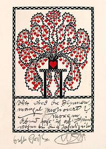 Wiener Werkstätte Postkarte