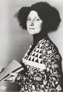 Emilie Flöge (1)