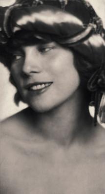 Solotänzerin Tilly Losch