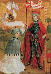 Darstellung des hl. Florians