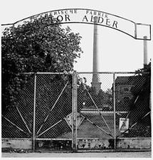 Fabrik in Floridsdorf