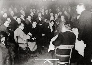 Konferenz der illegalen Sozialdemokraten