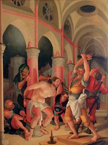 Geißelung, Augustiner-Chorherren-Stift, St. Florian
