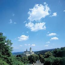 Burg Forchtenstein im Burgenland