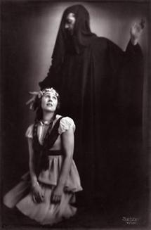 Grete Wiesenthal und Willy Fränzl