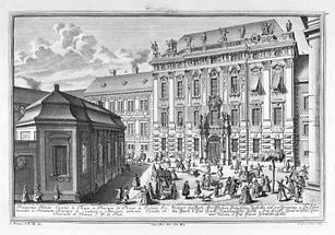 Wien: Palais Kinsky