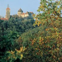Burg Schlaining im Burgenland