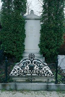 Kolo Mosers Grab auf dem Hietzinger Friedhof