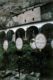 Friedhof der Erzabtei St. Peter