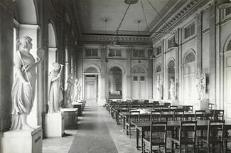 Saal im Palais Erzherzog Friedrich