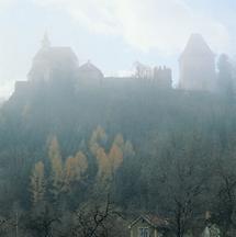 Burg auf dem Petersberg in Friesach, Kärnten