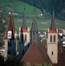 Benediktinerinnen-Stift in Göss