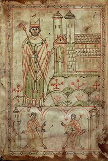 Bischof Altmann von Passau