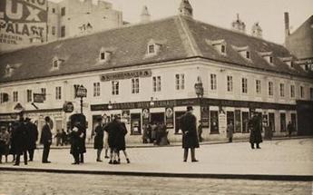 Haus Ecke Gürtel / Neulerchenfelder Straße
