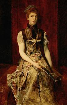 Portrait Dora Fournier-Gabillon