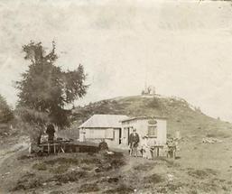 Hütte am Gaisberg