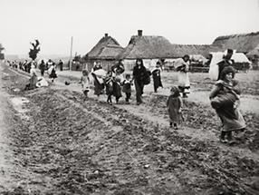 Galizische Juden auf der Flucht (1)