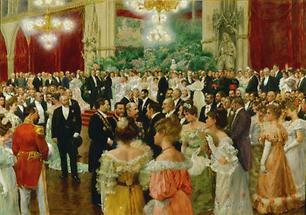 Ball im Wiener Rathaus