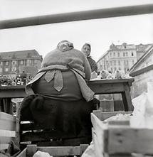 Am Wiener Naschmarkt