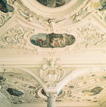 Kapelle in der Burg Strechau, Steiermark