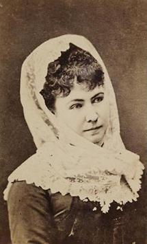 Portrait Marie Geistinger (1)