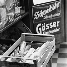 Gemüse im Feinkostladen Gustav Weber