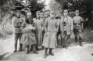 Der österreichische Generalstab im ersten Weltkrieg
