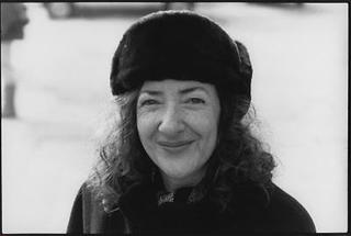 Dichterin Elfriede Gerstl