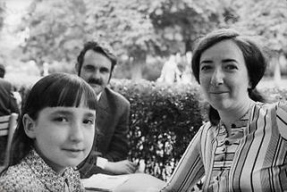 Elfriede Gerstl und Gerald Bisinger
