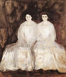 Die Schwestern Karoline und Pauline Fey