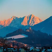 Wallfahrtskirche Frauenberg bei Admont