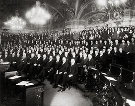 Nationalversammlung der dt. Abgeordneten Österreichs
