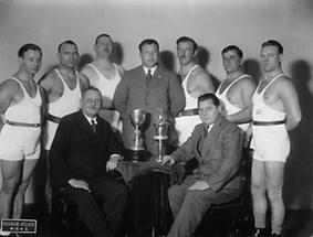 Österreichische Mannschaftsmeister im Stemmen