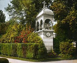 Grabdenkmal für Karl Ritter von Ghega