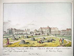 Palais Trautson und Palais Auersperg