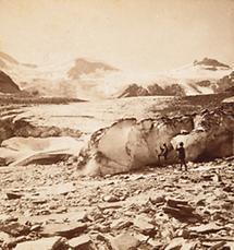 Karlinger Gletscher der Glocknergruppe im Kaprunertal
