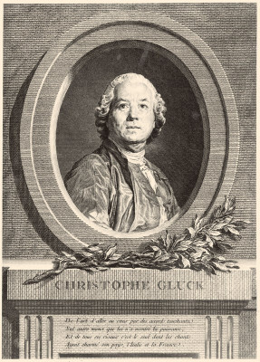 Christoph Willibald Gluck, © IMAGNO/Austrian Archives